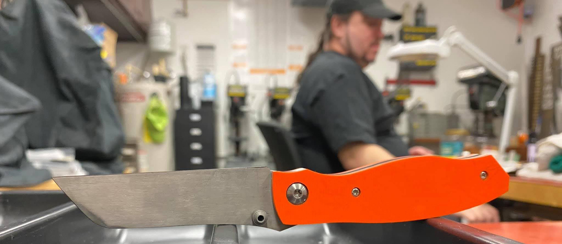 Ask a knife maker - Folts shop
